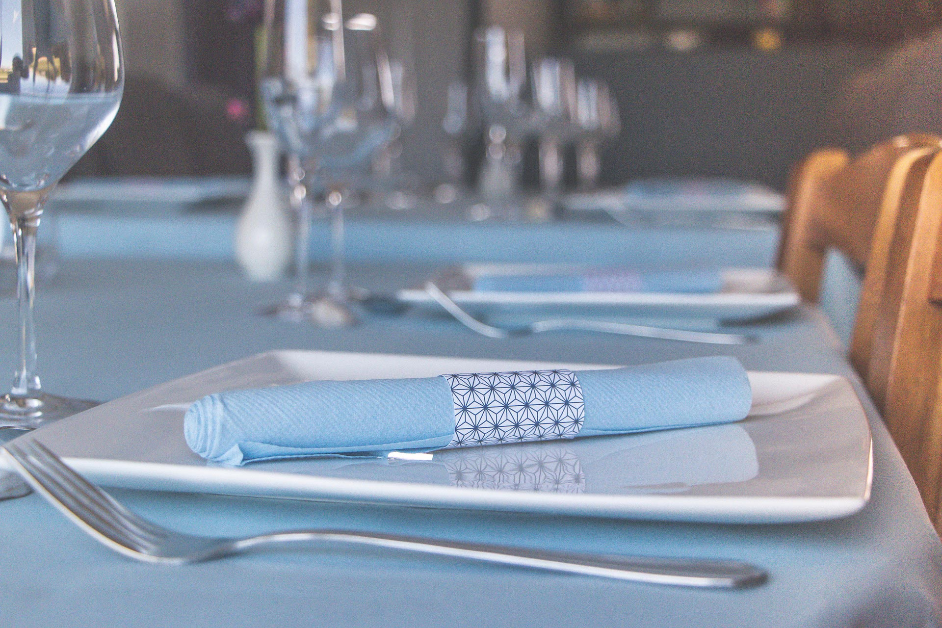 north babylon table linen dry cleaning