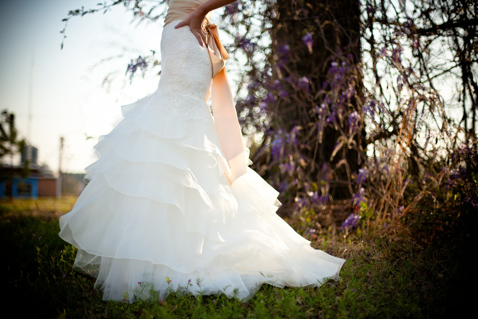 north babylon wedding gown cleaning